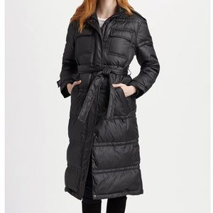 Marc by Marc Jacobs Black Kent Down Puffer